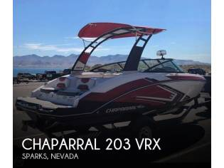 Chaparral 203 VRX