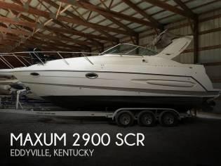 Maxum 2900 SCR