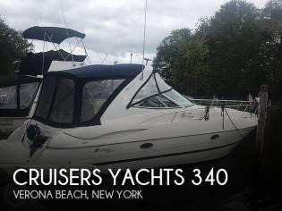 Cruisers Yachts 340 Express