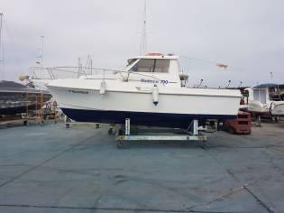 Embarcación cabinada Rodman 700 Crucero