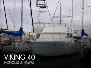 Viking 40 Convertible