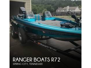 Ranger Boats Sport R72