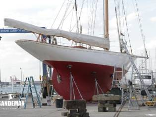 William Fife Gaff Cutter