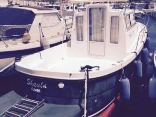 Delfino 75 Cabin