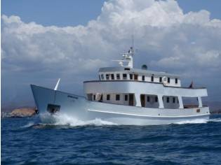Custom Built 80' Trawler