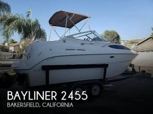 Bayliner 2455 Ciera Sunbridge