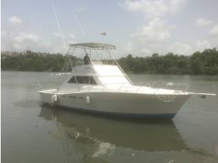 Vendo bote lancha yate Viking 40 Convertible