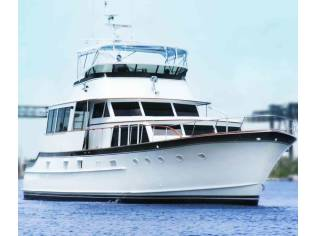 1965 76ft Burger Yacht with Treasure Blowers