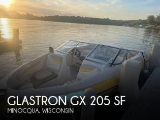 Glastron GX 205 SF