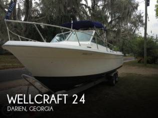 Wellcraft 248 Offshore