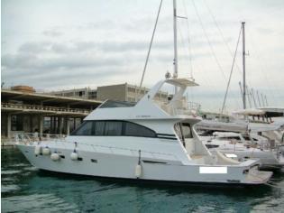 Costruzioni Navali Tigullio Fisherman 60