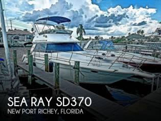 Sea Ray 370 Sedan Bridge