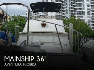 Mainship 36 Double Cabin