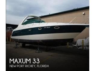 Maxum 33