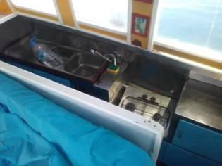 alquiler catamaran 9 m