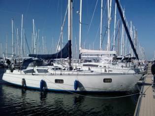 Caribic 40 by Hacker Boats