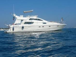 Ferretti Yachts Ferretti 135S
