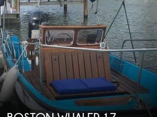 Boston Whaler 16 Sakonet