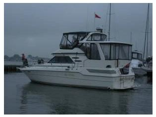 Sea Ray 41 Aft Cabin