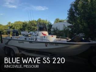 Blue Wave 220 SS