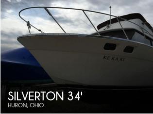Silverton 34 Sedan Cruiser