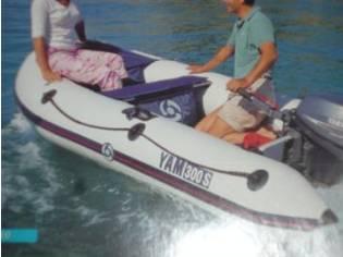 Lancha Yamaha 300S