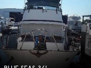 Blue Seas 36 Europa Style