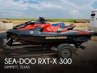 Sea-Doo RXT-X 300 and 2002 GTX 4-TEC