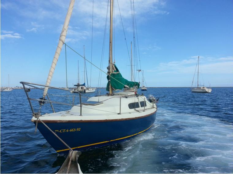 boat puma 23