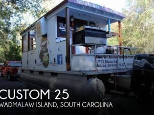 Custom 25 (Food Boat)