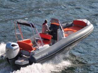 Marlin Boat Marlin 24 X FB