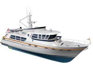 Goldwater 65 CE Trawler