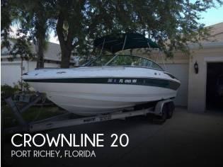 Crownline 216 LS