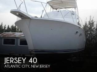 Jersey 40 Sport Fisher
