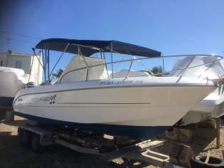 Sessa key largo 22 2X100HP