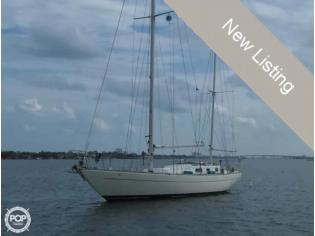 Reliance 44 Ketch