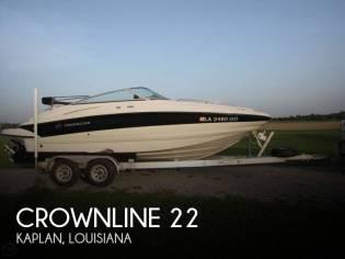 Crownline 220 EX
