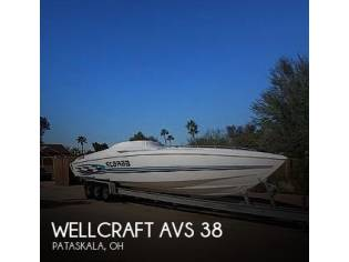 Wellcraft Scarab AVS 38