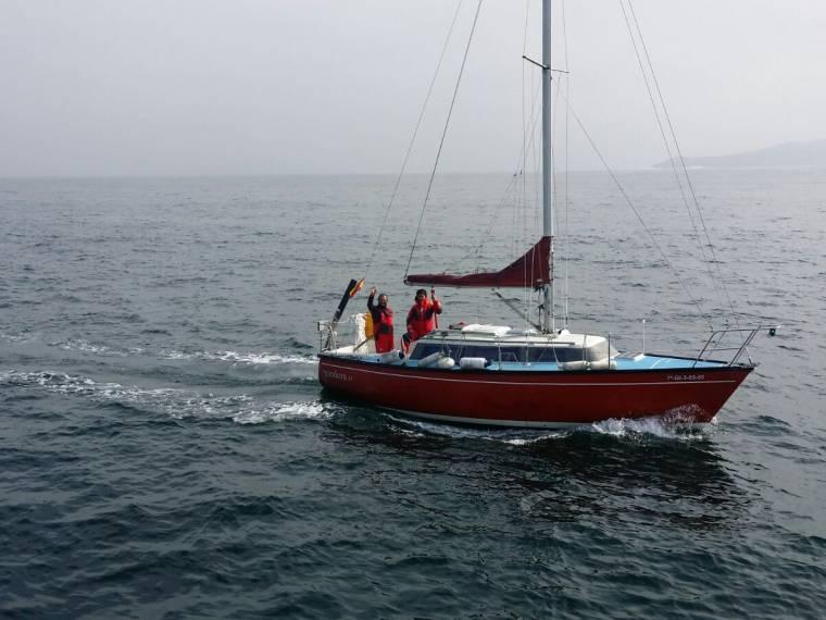 Dufour 2800 en marina coru a veleros de crucero de for Cosas de segunda mano en coruna