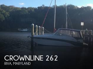 Crownline 262