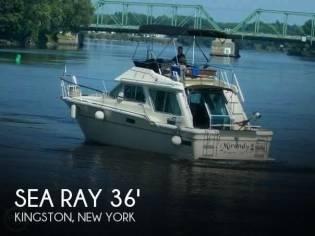Sea Ray 355 SR Sedan Bridge