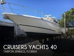 Cruisers Yachts 40