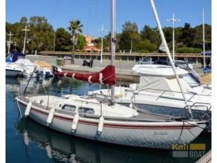 Custom Marieholm Folkboat IF26