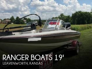 Ranger Boats Reata 190VS