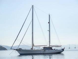Custom Sailing Yacht