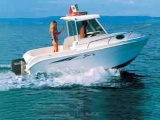 Saver 540 Fisher Cabin
