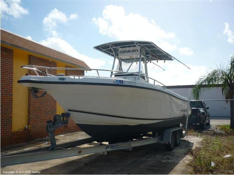 Century 2600 en florida barcos a motor de ocasi n 15149 for Century motors of south florida