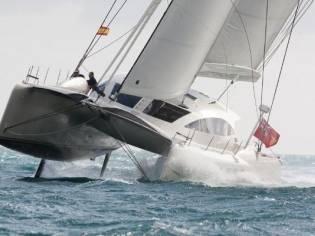 Catamaran Tag 60 XR