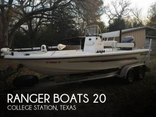 Ranger Boats 2000 Bay