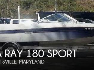 Sea Ray 180 Sport
